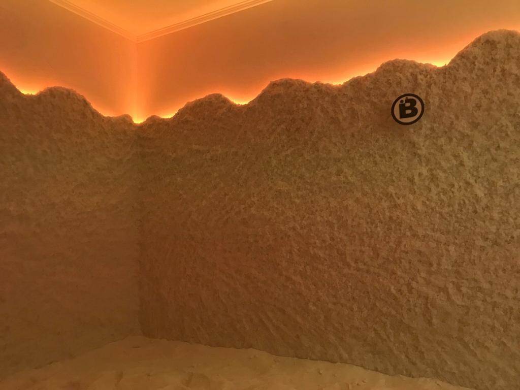 Halotrattamento grotta di sale Bioresearch
